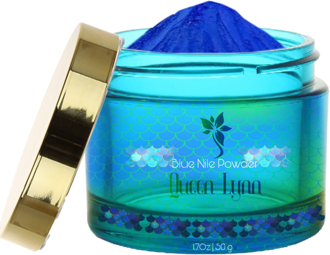 Blue Nila Face Mask
